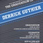 Grad Card Derrick 2