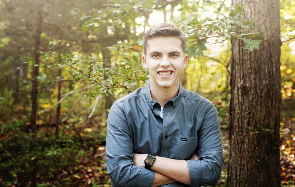Senior Pics For Guys Don't Have To Be Awkward | Myth Debunked