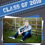Grad Card Derrick