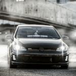 car photo shoot GTI