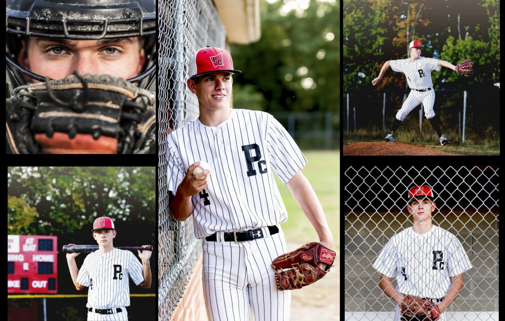 Baseball Senior Picture Ideas | Tonya Bolton Photography