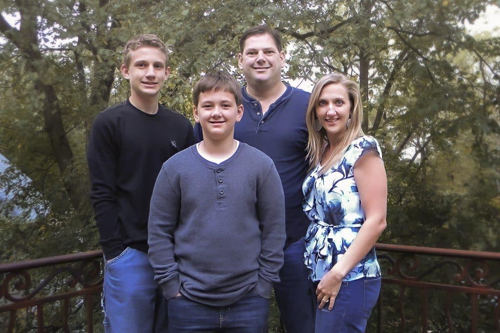 tonya bolton family portrait